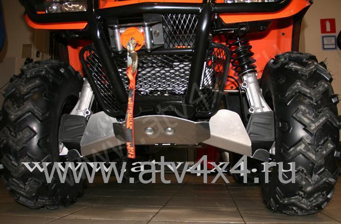 Защита для квадроцикла STELS ATV 300 BUYANG (полн.комплект) алюмин.
