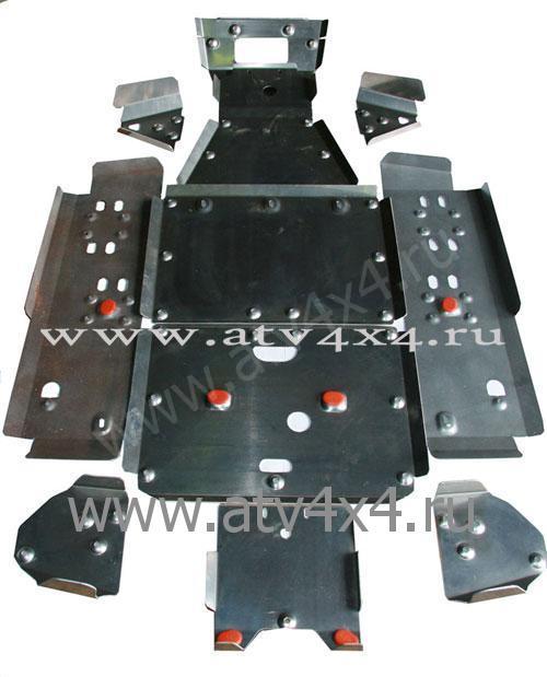 Защита для квадроцикла STELS UTV 800 (полн, комплект) алюмин.4mm
