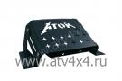 Вынос радиатора (тюнинг) CF-MOTO X8 Черный матовый